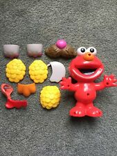 Elmo's World Silly Parts Talking Elmo Dress Up Laughs Sesame Street Pieces
