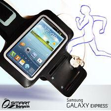 Sports Gym running Jog Key-pocket case ArmBand for Samsung Galaxy Express i8730