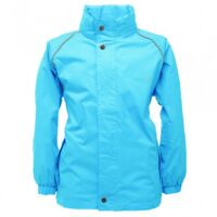 Regatta Fuselage II Women's Lightweight Waterproof Jacket Blue Size 8
