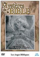 DVD Les mystères de la Bible : Les Anges Bibliques