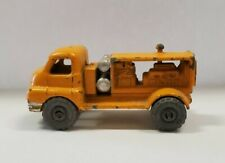 Matchbox Lesney Bedford Compressor Truck  #28 1956