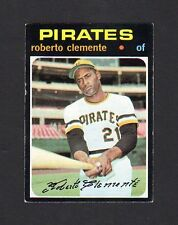 1971 Topps Roberto Clemente #630 -- Pirates -- Nice & Centered ~ Must See!