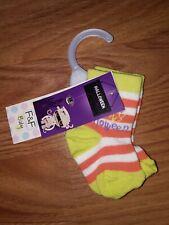 My First Spooky Halloween Newborn Baby Socks BNWT