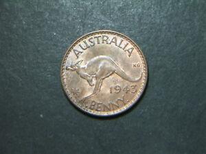 1943 i. Australian Penny