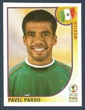 PANINI KOREA/JAPAN WORLD CUP 2002- #499-MEXICO-PAVEL PARDO