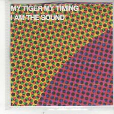 (EH299) My Tiger My Timing, I Am The Sound - 2009 DJ CD