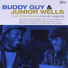 Buddy Guy, Buddy/Wel - Last Time Around: Live at Legends [New CD] G