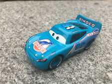 Disney Pixar Cars Dinoco Lightning McQueen Metal Diecast Toy Car New Loose