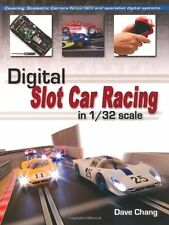 Digital Slot Car Racing in 1/32 scale covering: Scalextric, Carrera, Ninco, SCX