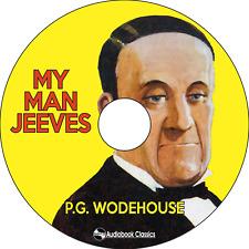 My Man Jeeves - MP3CD Audiobook in paper sleeve
