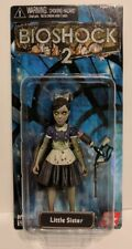 "BIOSHOCK 2 LITTLE SISTER 4"" ACTION FIGURE NECA REEL TOYS EUROPEAN EXCLUSIVE"