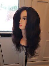 peruvian human hair wig
