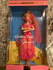I Dream Of Jeannie Barbara Eden Barbie Autograph SIGNED COA JSA