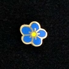 Forget-Me-Not Lapel Pin (MFL-1)