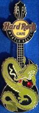 Hard Rock Cafe ONLINE 2012 DRAGON Guitar Series PIN JEWEL LE 200 - HRC #65496