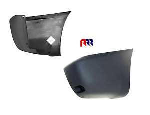 FOR TOYOTA RAV4 5DR 00-03 REAR BAR BUMPER ENDS W/O FLARE HOLE - DRIVER SIDE
