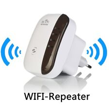 Repetidor Red WiFi 300Mbps AMPLIFICADOR Señal WI-FI 802.11 N/B/G Router WIRELESS