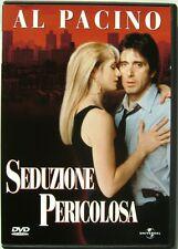 Dvd Seduzione pericolosa con Al Pacino 1989 Usato raro