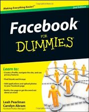 Facebook For Dummies by Leah Pearlman, Carolyn Abram