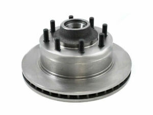 For 1992-1994 Ford E250 Econoline Brake Rotor and Hub Assembly Front 28834RN