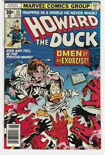 Howard The Duck #13 VF-NM 9.0 First full KISS appearance! Duck of Satan Marvel