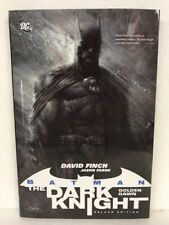 DC BATMAN THE DARK KNIGHT VOL 1 GOLDEN DAWN Hardcover HC - NEW MSRP $25