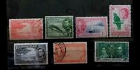 CAYMAN ISLANDS LOT OF 7 STAMPS G090     Free Shipping