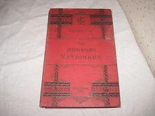 Livre ancien NOS HISTORIES NATIONAUX par Camille GUY