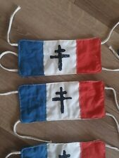 Repro WW2 FFI FREE french Resistance Arm Band 1940s
