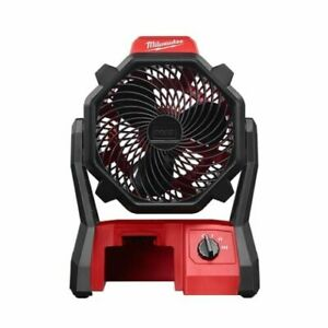 Milwaukee M18 18-Volt Lithium-Ion Cordless Jobsite Fan (Tool-Only) NEW 0886-20