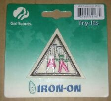 Girl Scout Try-It Badge Puppets, Dolls & Plays New in Package