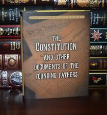 Constitution & Other Documents of Founding Fathers New Deluxe Hardcover Gift