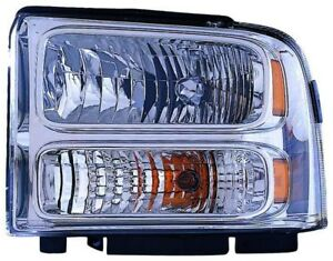 Headlight Assembly-XL Front Left Maxzone 330-1128L-AS1