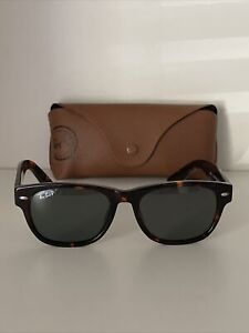 Ray-Ban RB213290258 Wayfarer 52mm Polarized Sunglasses. Authentic! Barely Worn.