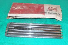 1962 Mercury Monterey Custom Hardtop Convertible NOS LH CUSTOM FENDER ORNAMENT