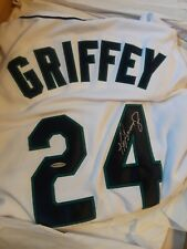 Ken Griffey Jr. Signed Autographed Jersey UDA 1997 AUTHENTICITY Letter included.