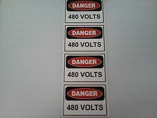 This is for four mini 480 volt Stickers