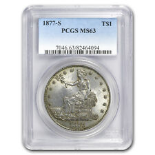 1877-S Trade Dollar MS-63 PCGS - SKU #152355