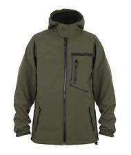 Fox Green Black Hooded Softshell Fishing Jacket SALE *All Sizes*