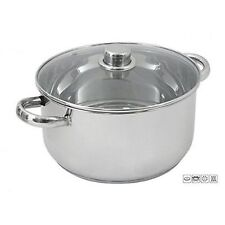 INOX OLYMPE MARMITE 24 CM 6L INDUCTION CODE 17921000
