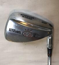 Wilson Staff X/31 Pitching Wedge Right Hand Reg Flex Steel Shaft