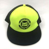 Dutch Bros Tahoe Hawkins Crew Leadership District Unisex Trucker Hat Black OS