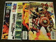 2007 MARVEL Comics MARVEL ZOMBIES 2 #1-5 Complete Limited Set - KIRKMAN - VF/NM