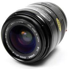 Vintage Sigma Zoom 28-70mm lente con un montaje Sony un Minolta Para Repuestos Reparaciones