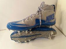 Men's Nike Vapor Untouchable flyknit TD Cleats Blue 707455-011- Size 15