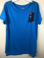 Under Armour Women's Athletic Running Shirt Top Blue Size Small NWT