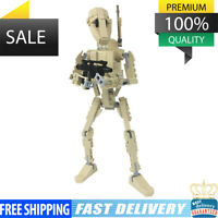 MOC-35343 B1 Battle Droid 319 PCS Good Quality bricks Building Blocks Toys