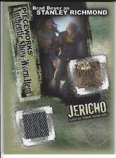 Jericho PW11 Dual Pieceworks Costume Card Brad Beyer as Stanley Richmond V2