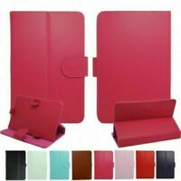 "Universal Smart Book Flip Case Cover For Huawei MediaPad All 7"" 10"" TAB Tablet"