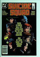 Suicide Squad 1 - Original Series - Newsstand - 8.0 VF